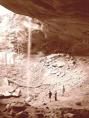 Yahoo Falls, Big South Fork, Kentucky